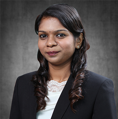 Mogana priya Jadagopan (Legal Assistant)
