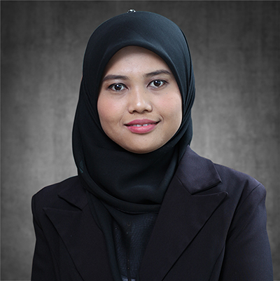 Nur Azizi bte Wagini (Legal Assistant)